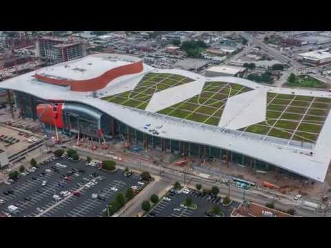 Nashville Music City Center - Project of the Week 11/10/14