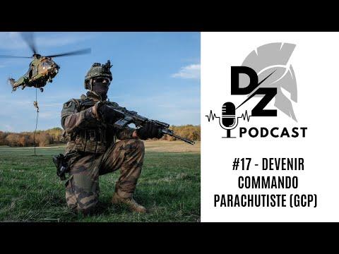 Comment devenir commando parachutiste ?
