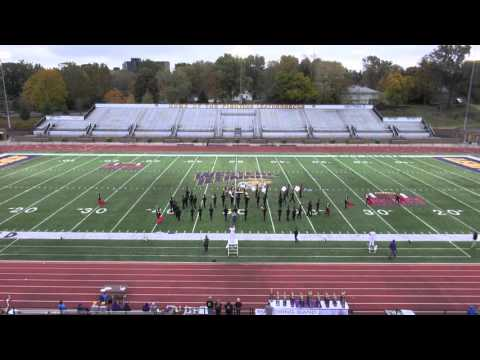 AA - Pleasant Plains High School Marching Cardinals