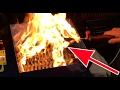SHREDDER IN THE FIRE: SHREDDING LIGHTERS!