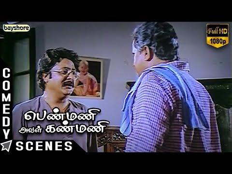 Penmani Aval Kanmani - Super Comedy Scene | Prathap Pothen | Seetha | Visu