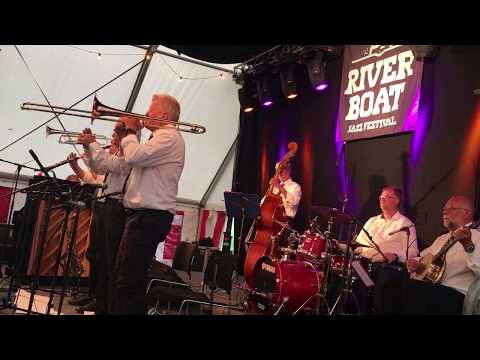 "The Red Wing Band (S) ""Chinatown"" Riverboat Jazz Festival Silkeborg 23.06.2017"