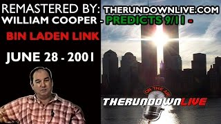 William Cooper Remastered Predicts 9/11 -Bin Laden link Thumbnail
