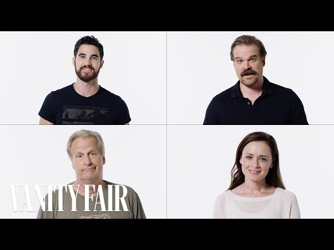 David Harbour, Edie Falco & Jeff Daniels Teach You How to Make it in Hollywood | Vanity Fair
