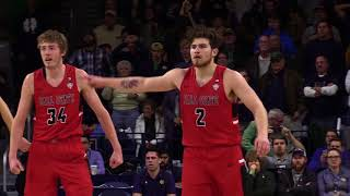 Ball State MBB: Tayler Persons Game Winner vs Notre Dame thumbnail