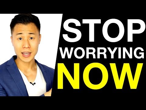 How to Stop Worrying About Everything and Start Living