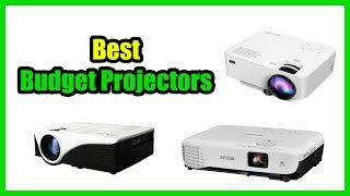 ▶️Best Budget Projectors in 2018 - Which Is The Best Budget Projector?