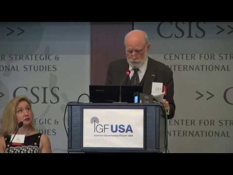 Vint Cerf uses Arab Spring to describe authoritarian control of Internet