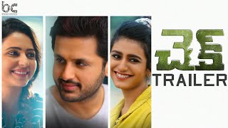 Check Telugu Movie Official Trailer | Nithiin | Rakul Preet | Priya Varrier | Chandra Sekhar Yeleti