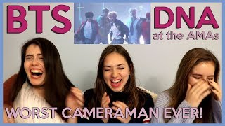 BTS - AMERICAN MUSIC AWARDS DNA PERFORMANCE REACTION & COMMENTARY MP3
