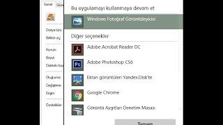 Bilgisayarımdaki Fotoğraflar Açılmıyor Çözüm Windows Fotoğraf Görüntüleyici Açma Kesin Çözüm!!