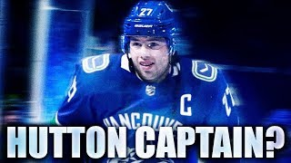 NHL Network: Ben Hutton Should Be The Next CAPTAIN Of The Vancouver Canucks (Trending Upwards)