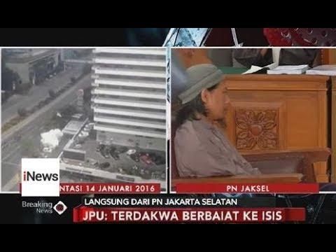 Aman Abdurrahman Dukung Perintah Pemimpin ISIS, Abu Bakar Al Baghdadi - Breaking News 18/05