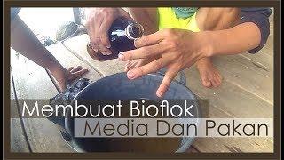 Membuat Bioflok Untuk Media Dan Pakan Ikan Lele