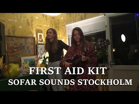 First Aid Kit | Sofar Sounds Stockholm