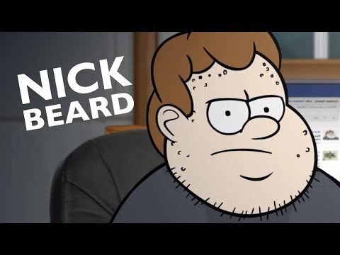 Nick Beard: The Animated Series - Unaired Pilot Episode