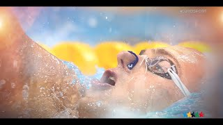 László Cseh Hungarian competitive swimmer - Athlete Stories - FISU 2016