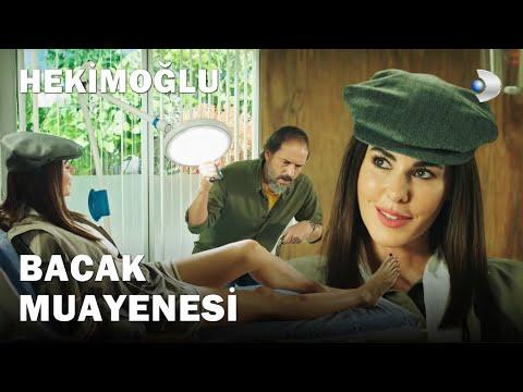 Hekimoğlu, Defne Samyeli'yi Muayene Ediyor! | Hekimoğlu 16.Bölüm