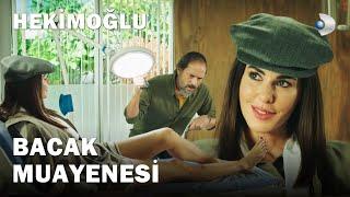 Hekimoğlu, Defne Samyeliyi Muayene Ediyor  Hekimoğlu 16.Bölüm
