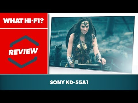 Sony Bravia KD-55A1 4K OLED TV (2017) review
