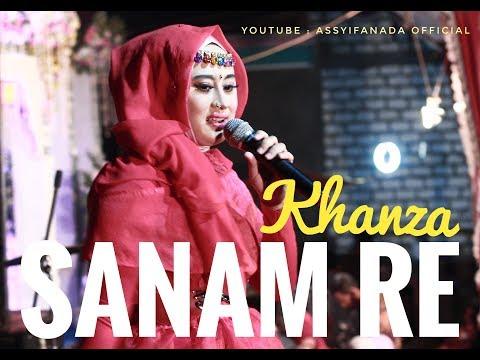 Sanam Re - Pulkit Samrat Yami Gautam female cover Khanza Nabila Assyifanada Terbaru 2018