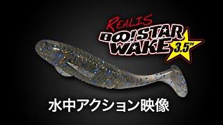 REALIS BOOSTAR WAKE 3.5″ レアリス ブースターウェイク 3.5インチ 水中...