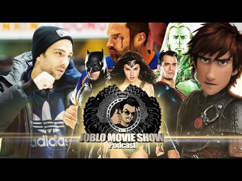 JoBlo Movie Show Podcast - We talk to Jay Baruchel for Goon 2, BVS & George Miller's Justice League