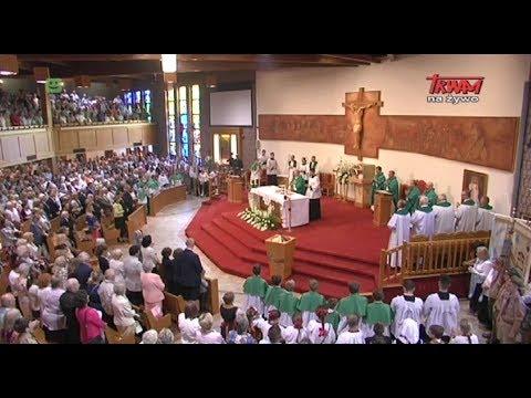 Jubileusz parafii polonijnej św. Maksymiliana Kolbe w Mississauga