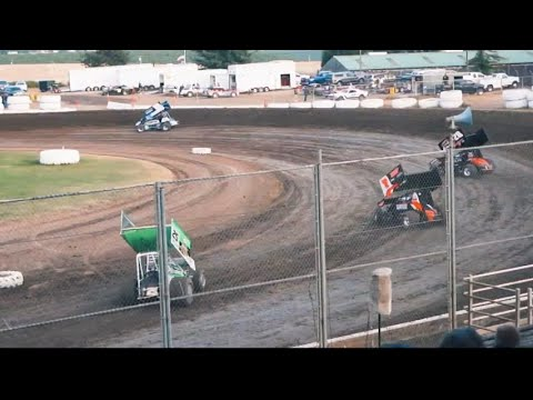 Ocean Speedway FOUR BANGER July 7, 2018
