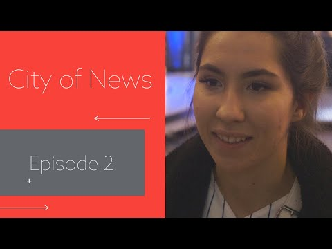 City of News - How to become a Journalist in Brussels   Wie wird man Journalist in Brüssel   Part 2