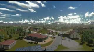 видео Коттеджный поселок Аквавилла