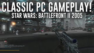 CLASSIC Star Wars Battlefront 2 in 2019! | PC Gameplay