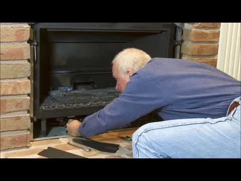 Gas Fireplace Tune Up, Inspection and Cleaning Services in O