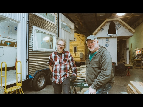 tiny green cabins; tiny house builders - youtube