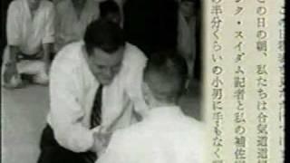Gozo Shioda Docu Aikido