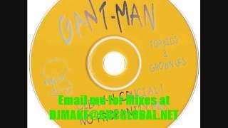 Dj Gantman No Profanity Mix Ghetto House Juke WGCI CHOSEN FEW