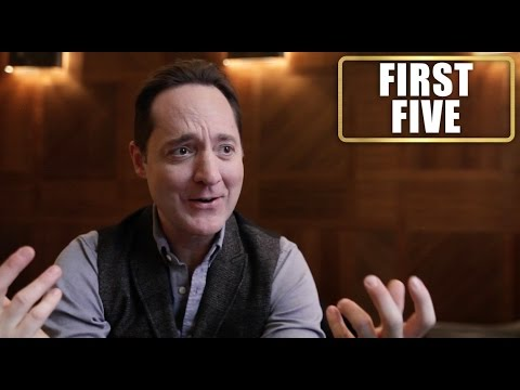 Brennan Brown Tries To Name His First Acting Credits | First Five