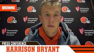Harrison Bryant postgame press conference vs. Bengals | Cleveland Browns