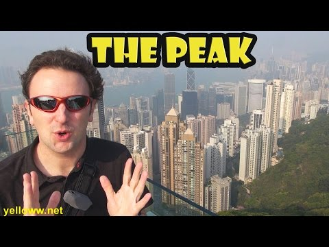 The Peak Hong Kong Travel Guide
