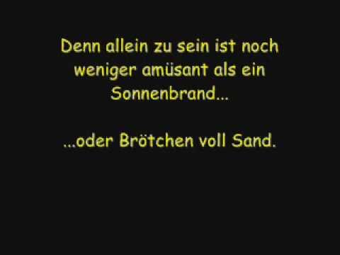 Riss in der Hose - Spongebob Schwammkopf [with Lyrics/mit Text zum Mitsingen]