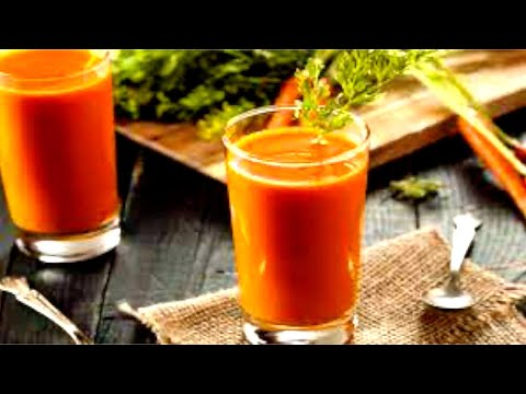 This Powerful Carrot Juice Will Help You Eliminate the Phlegm from Your Lungs!