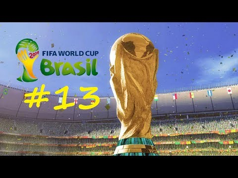 Fifa 2014 World Cup - Part 13 - England V Italy (GS1)