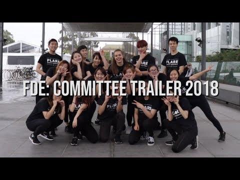 Flare Dance Ensemble: Breaking Flare TV News!!! Hos 2.0? (Committee Trailer 2018)
