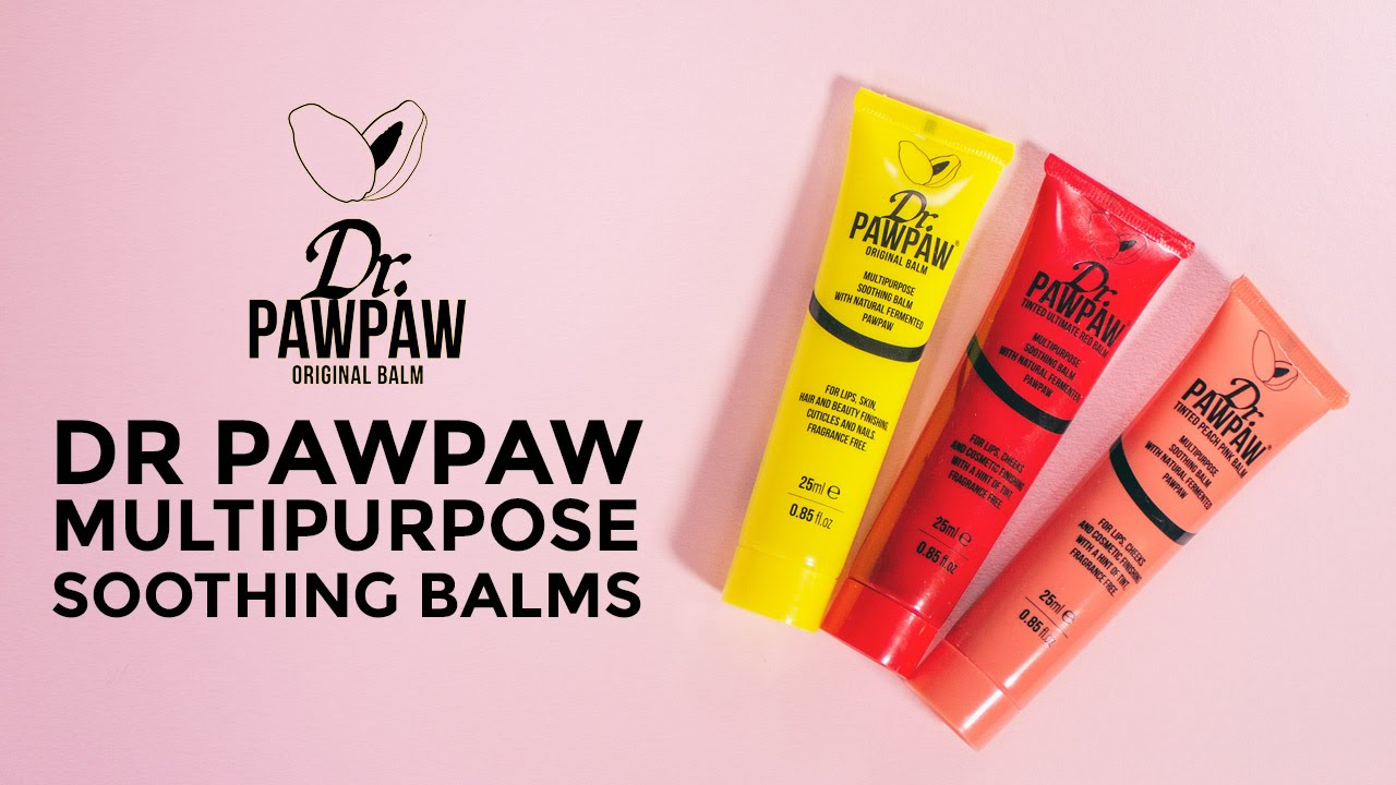 Dr Pawpaw Multipurpose Soothing Balms Youtube Pure Ointment Premium