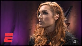 Becky Lynch details her journey to the WWE after 7-year hiatus | WWE