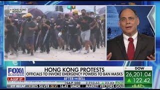 James Carafano: Hong Kong Protests Showing China to Be