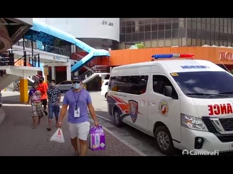 Philippines LIVE: Cebu City Saturday Street Walk Live Stream June 13 2020