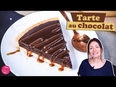 🍫-tarte-au-chocolat-facile-et-gourmande-🍫