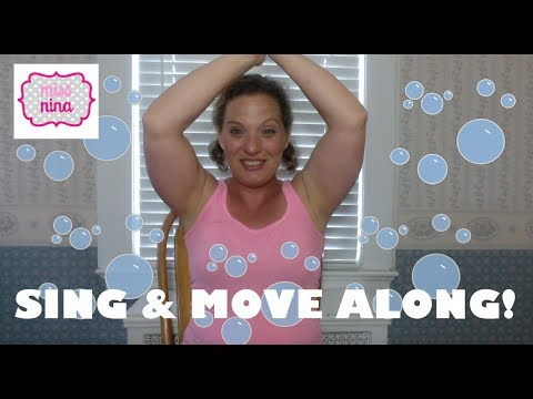 Children's Song: Bubble, Bubble Pop! - Action Song For Toddlers, Preschoolers & Kindergartens