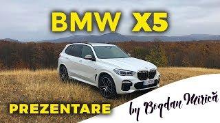 Noul Bmw X5 - Test Drive De Bogdan Mirică